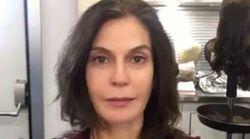 Teri Hatcher dévoile son vrai visage en réponse aux