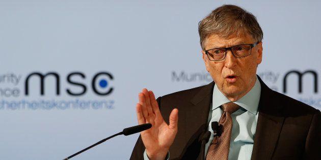 Bill Gates a mis en garde contre un scénario