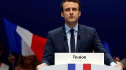 Macron a bien un programme, rangé dans un classeur