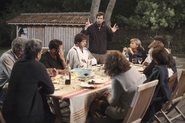 Guillame Canet va de nouveau diriger ses amis et collègues, dont sa femme Marion