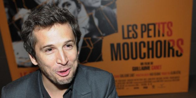 Guillaume Canet à Paris le 14 octobre