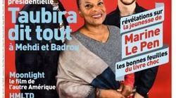 Christiane Taubira réagit à la polémique des anciens tweets de Mehdi