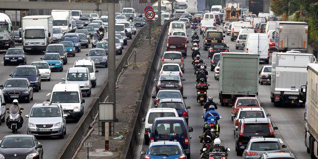 Voici le palmarès des villes de France les plus embouteillées selon