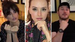 Penelope Cruz aussi a des questions à poser à Daisy Ridley concernant