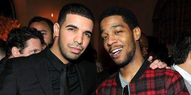 Drake et Kid Cudy ne semblent plus
