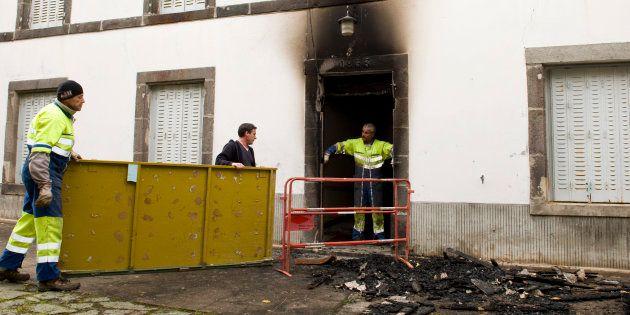 Le CAO de Loubeyrat incendié le 24 octobre