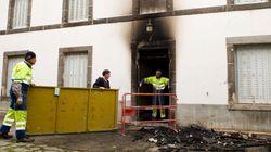Incendie volontaire d'un centre d'accueil pour migrants dans le