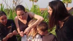 Angelina Jolie vous apprend à cuisiner les araignées avec ses