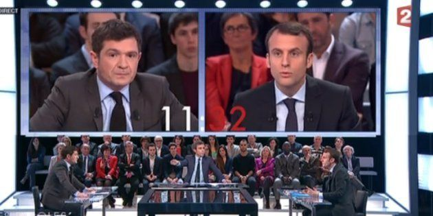 Emmanuel Macron avait participé