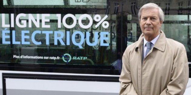 Vincent Bolloré à Paris le 30 mai