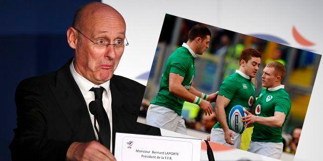 Pourquoi Laporte veut tout faire comme l'Irlande, que le XV de France affronte dans le Tournoi des Six