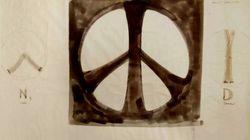 Voici le premier croquis du symbole