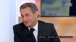 Sarkozy a dû donner le prix de 100 grammes de