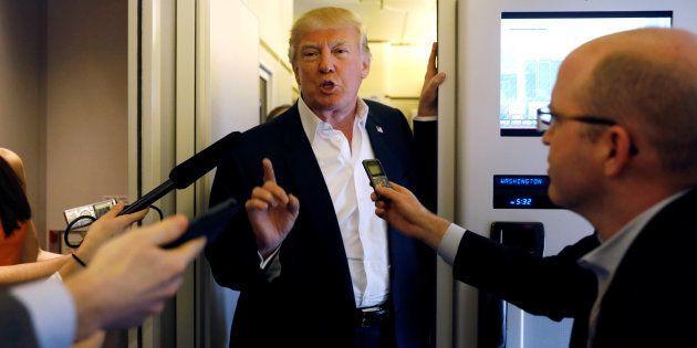 Donald Trump ment tellement que personne ne pourra plus le croire, même s'il dit la