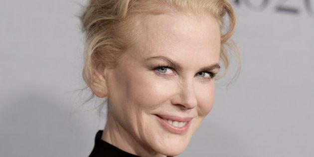 Nicole Kidman au deuxième gala