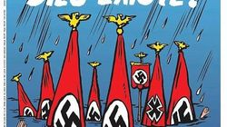 Les Américains choqués par la Une de Charlie Hebdo sur les sinistrés
