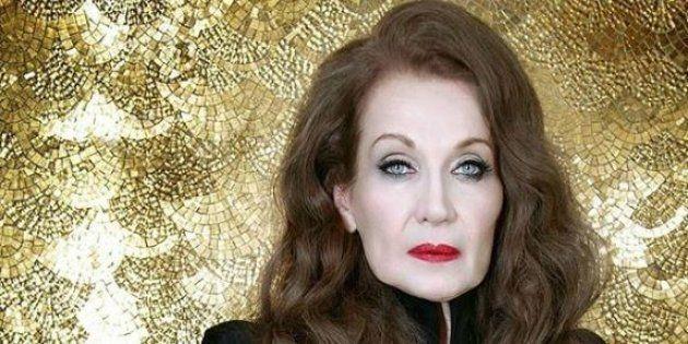 Mannequin et chanteuse, Tanya Drouginska refuse de dévoiler son