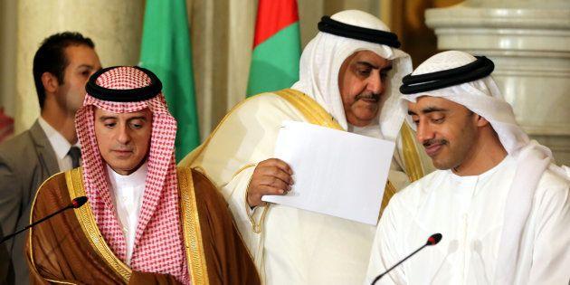 Emmanuel Macron doit organiser une Conférence de la paix et de la stabilité dans le Golfe