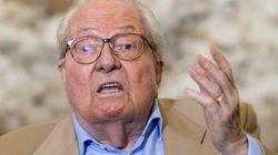 Jean-Marie Le Pen perd son immunité parlementaire à cause de son dérapage sur Bruel en