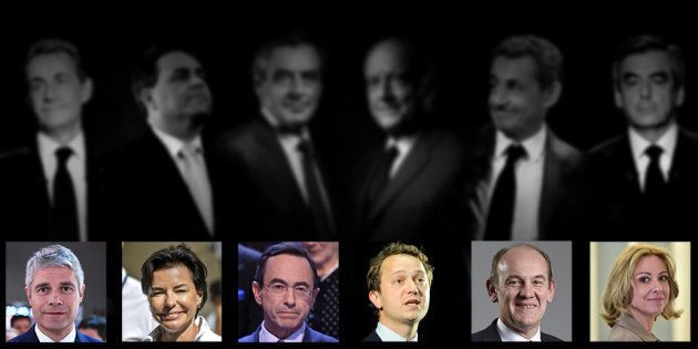 Les candidats à la présidence des
