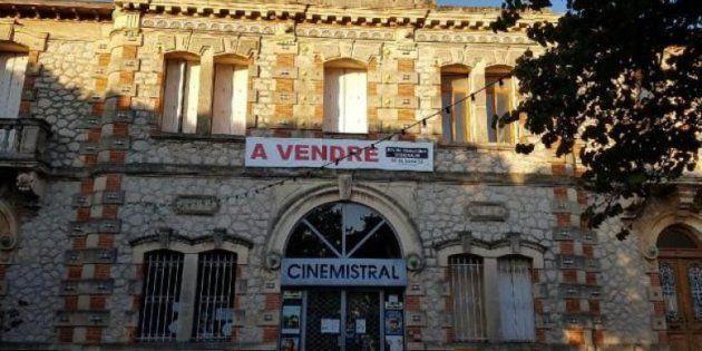 L'unique cinéma de Frontignan, qui s'appelle CinéMistral, est en vente,