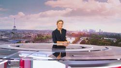 Découvrez le nouveau plateau du JT d'Anne-Sophie Lapix sur France
