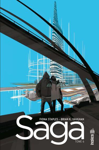 Saga, la meilleure série de science-fiction du