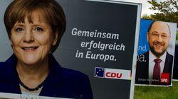 La stratégie de caméléon de Merkel à l'épreuve de son débat télévisé face à Martin