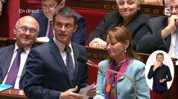 Le lapsus de Manuel Valls qui se trompe de