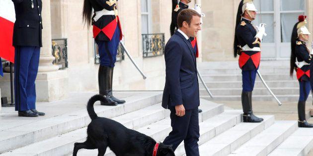 Après un été difficile, la cote de popularité du président Macron chute encore de 6 points dans notre...