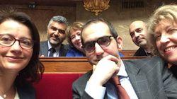 Pour leur dernière séance, les députés partagent leurs selfies avec