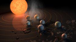 Découverte de 7 exoplanètes de la taille de la Terre, l'une des meilleures chances de découvrir une vie