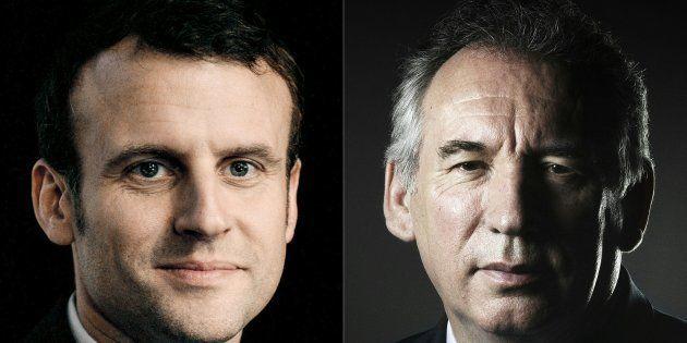 Emmanuel Macron accepte l'offre d'alliance de François Bayrou,
