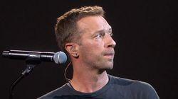 L'hommage émouvant du chanteur de Coldplay à George