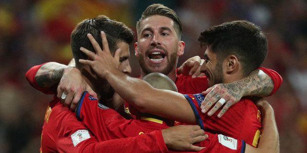 Face à l'Italie, l'Espagne a fait un grand pas vers le Mondial ce 2 septembre