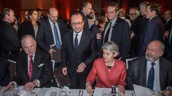 Un homme armé et fiché S interpellé en marge du dîner du Crif à Paris, rapporte France