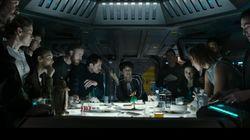 5 minutes du prochain Alien de Ridley Scott
