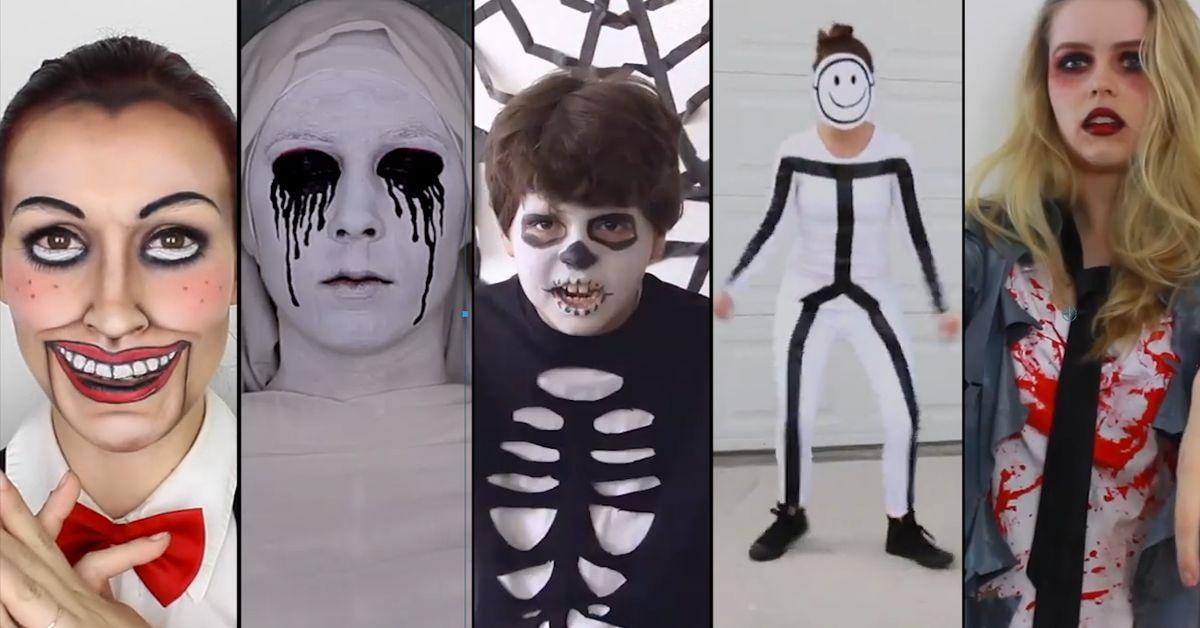 Pas de déguisement pour Halloween? Voici cinq idées faciles de dernière minute   Le HuffPost