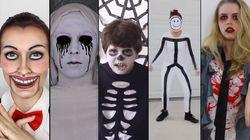 Pas de déguisement pour Halloween? Voici cinq idées de dernière