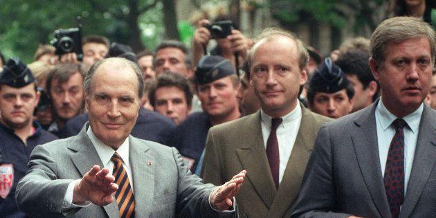 Ancien secrétaire général de l'Elysée et gardien de la Mitterrandie, Hubert Védrine évoque le rapport...