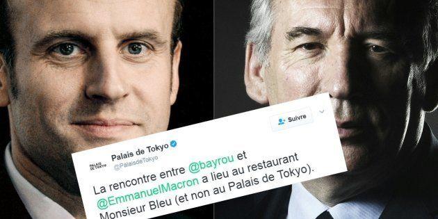 Emmanuel Macron et François Bayrou se rencontrent ce