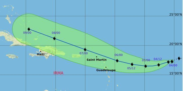 Le premier jour de la rentrée reporté à Saint Martin et Saint Barthélémy avant l'arrivée de l'ouragan