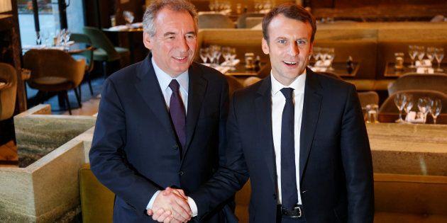 François Bayrou et Emmanuel Macron se sont rencontrés ce jeudi dans un restaurant