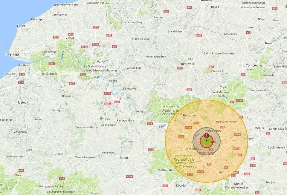 Castle Bravo est la bombe H la plus puissante jamais testée par les Etats-Unis, avec une puissance estimé...