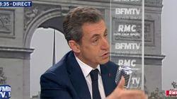 Sarkozy refuse de dire s'il arrêtera la politique en cas de