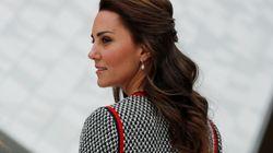 Kate Middleton souffre à nouveau d'hyperemesis