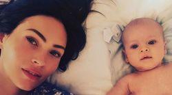 Megan Fox vous présente son fils, il est aussi craquant que sa