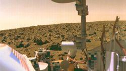 Et si Viking avait découvert la vie sur Mars il y a 40 ans mais qu'on était passé à