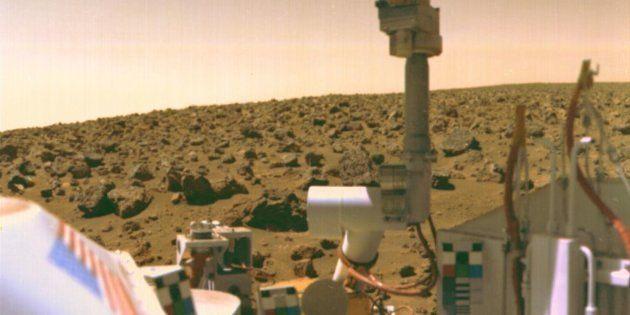 Voilà des décennies que l'on cherche une trace de vie sur Mars, mais nous pourrions l'avoir déjà