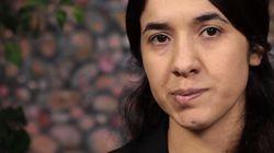 VIDÉO - Le témoignage poignant de Nadia Murad, lauréate du prix